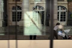 2014/06/11 18h00 autoportrait au tramway 2 (Valéry Hugotte) Tags: selfportrait autoportrait bordeaux tramway valéry grandthéâtre