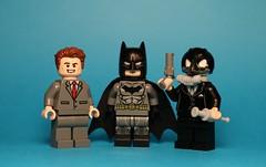 Batman: The Telltale Series (TCMazz1) Tags: batman telltale harvey dent penguin no children arkham shadows