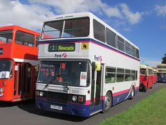 First Midlands 30031 G755XRE Donington Park Circuit attending Showbus 2016 (1280x960) (dearingbuspix) Tags: first preserved showbus showbus2016 firstpotteries g755xre 30031 pmt potteriesmotortraction firstmidlands