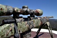 Scope Skin in Desert Shadow (GunkSkins) Tags: gunskins rifle scope desertshadow kingscamo hunting huntingcamo huntingcamouflage camo camouflage optic outdoors