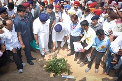 Our mission is to equip each of the 12000 villages in the state with solar lights in next 5 years(7) (sukhbirsingh_badal) Tags: progressingpunjab akalidal punjab sukhbirsinghbadal