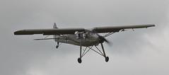 Storch 2 20120701 (Steve TB) Tags: flyinglegends 2012 iwm duxford fieseler storch canon eos5dmarkii