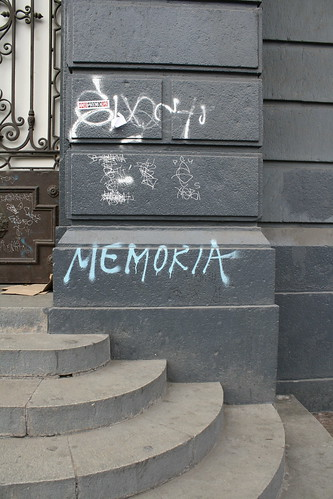 A call to memory in Lima Centro