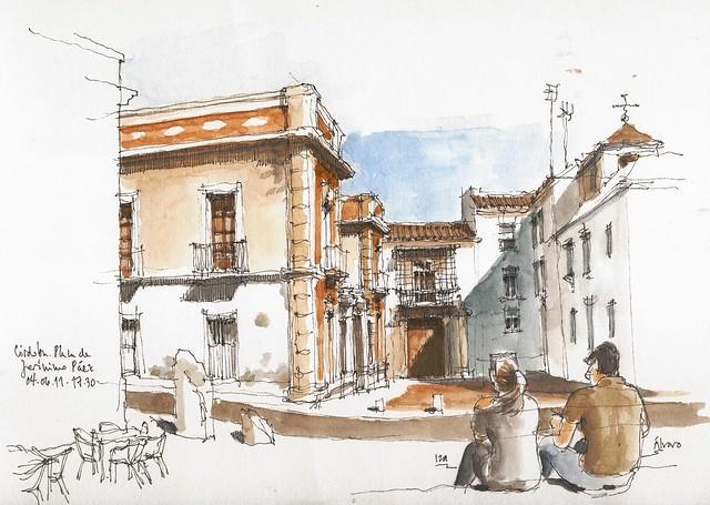 Córdoba, Plaza de Jerónimo Páez