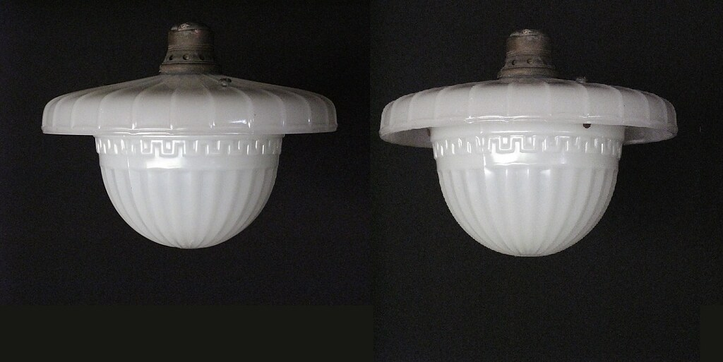 antique 16 inch light fixtures www.vintagelights.com