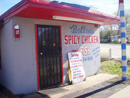 Bolton's Spicy Chicken and Fish, Nashville