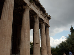 Temple of Hephaistos (David R. Crowe) Tags: building history temple europe places athens greece greekhistory