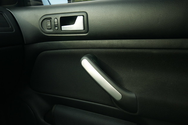 Brushed Passenger