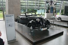 BMW 326 Sport Kabriolett Gläser - BMW Welt München