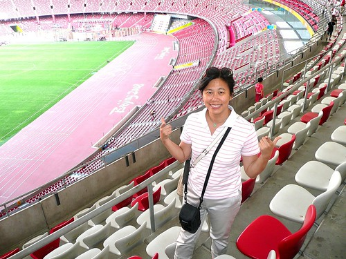 Beijing Olympic Stadium - Queenie