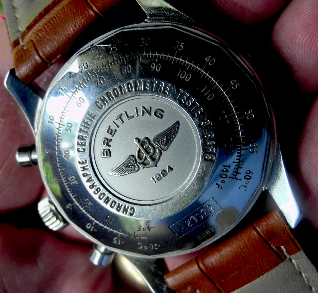 BREITLING  Navitimer A23322 Automatic Chronograph