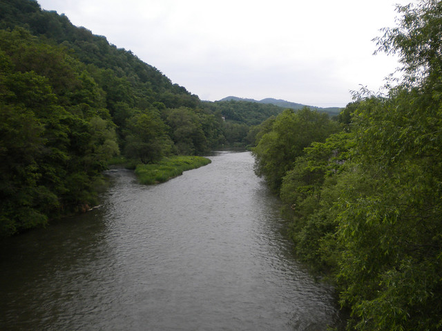 オサラッペ川