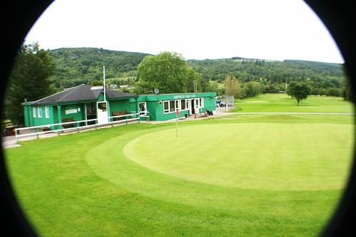Aberfeldy Golf Club, Perthshire