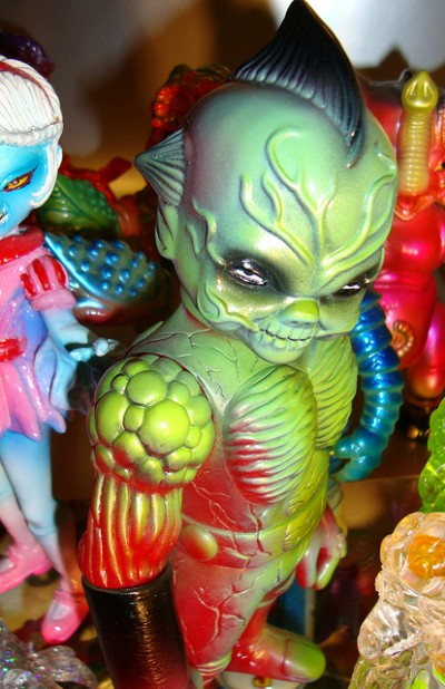 Paul Kaiju for Sofubi Godfather Show