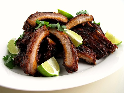 Tamarind pork ribs recipe