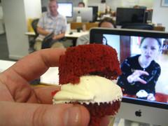Behold! Tara's cupcake technique