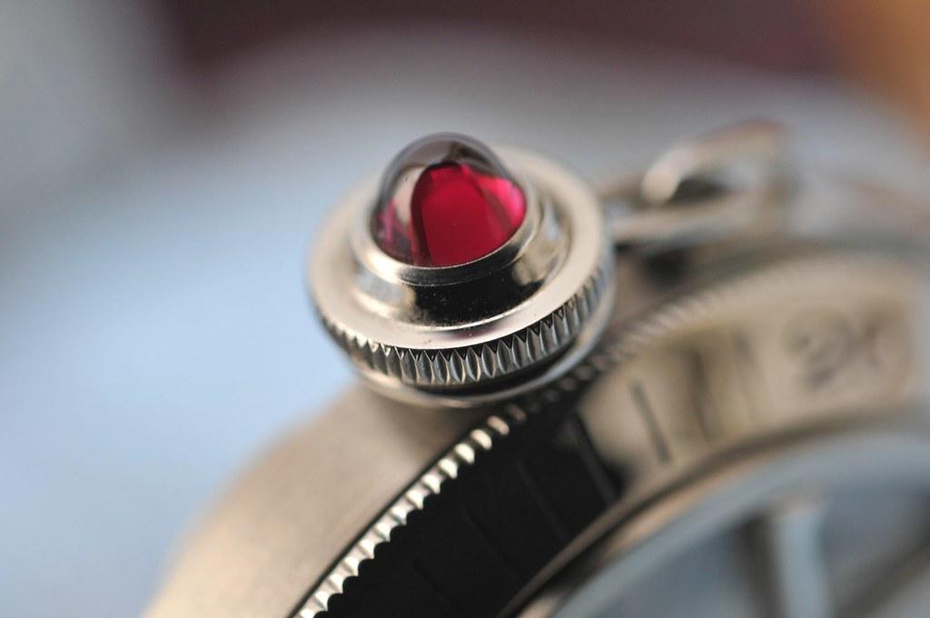 A very special Cartier Pasha