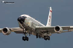 U.S. Air Force Boeing RC-135V 'Rivet Joint' 64-14844 (Nigel Blake, 18.5 MILLION views! Many thanks!) Tags: from uk canon airplane photography eos suffolk nebraska force aircraft aviation air jets airplanes wing here boeing blake seen nigel joint rivet afb 55th mildenhall offutt 600mm assigned rc135v 1dsmkiii 6414844