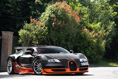 Carbon Orange. (Alex Penfold) Tags: world auto camera orange cars alex sports car sport festival mobile speed canon silver photography eos photo cool flickr image awesome flash picture super spot exotic photograph record spotted hyper carbon fiber rims edition bugatti supercar goodwood spotting wr numberplate exotica sportscar sportscars supercars veyron fibre penfold supersports spotter 2011 hypercar 60d hypercars alexpenfold