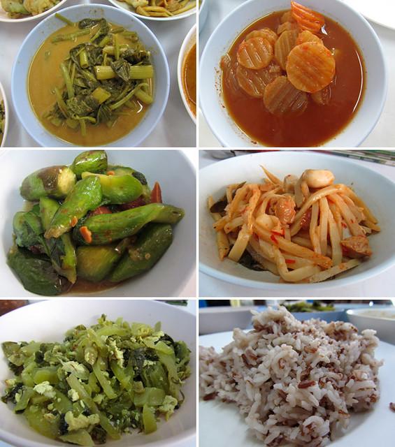 Arawy Vegetarian Restaurant, Bangkok, Thailand