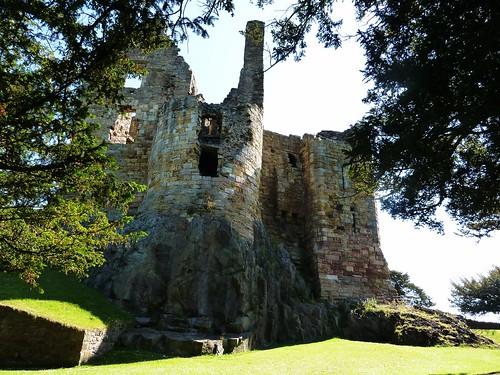 Dirleton Castle, Dirleton