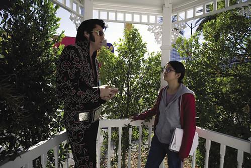 Charlyne interviews Elvis