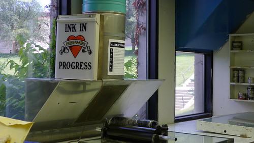 nku print room - ink in progress