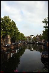 Leiden (Borja Trivio) Tags: holland leiden holanda rios molinos canales