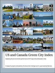 Green City Index report cover (by: Siemens)