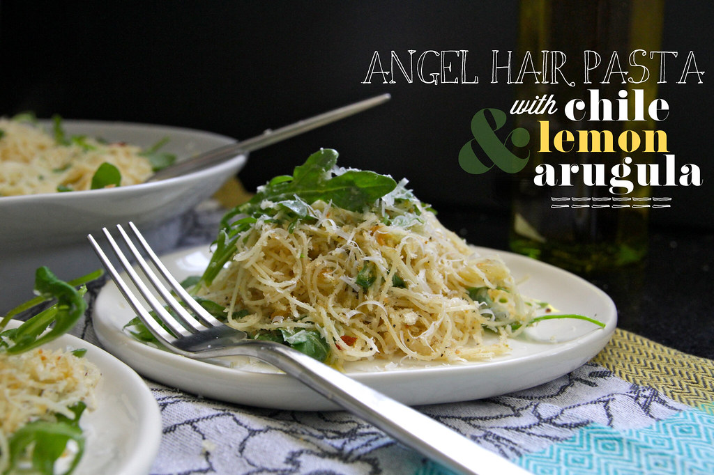 Angel Hair and Arugula