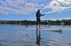 sup21 (vikapproved) Tags: up vancouver island stand whisper bc board paddle columbia victoria evergreen british paddling legend sup