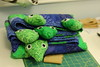 IMG_4126_seasnake (KRoark) Tags: triangles spring triangle quilt snake sewing watersnake machinequilting piecing