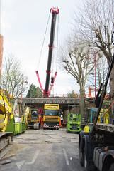 IMGP9570.JPG (Steve Guess) Tags: bridge copyright bus london buses coach replacement railway surrey kingston surbiton smg coaches swt tolworth networkrail steveguess