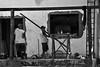 Trabalhadores (Patricia D' Almeida) Tags: obra trabalho pedreiro trabalhadores marceneiro