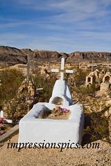Terlingua Cemetery Grave