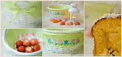 Collage_Easter (arttalla) Tags: flowers orange white holiday green yellow collage easter fur daylight candle basket embroidery traditional bow eggs rug flashlight tradition