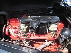 1941 Buick Roadmaster (splattergraphics) Tags: buick engine 1941 carshow fireball roadmaster straight8 bowiemd dynaflash glorydaysgrill valveinhead asphaltangels