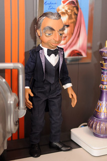 Thunderbirds' Parker Puppet
