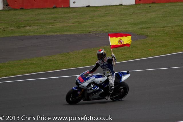 Lorenzo victorious