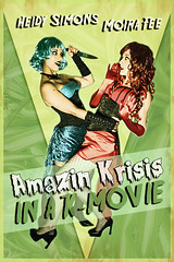 Amazin'Krisis in A K-Movie (Moira_Fee) Tags: blue red plant hot sexy girl beauty up k hair movie shoes pin chica knife retro jungle psycho horror pelicula moira simons heidy fee amazin a krisis