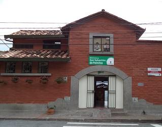 Biblioteca Público Corregimental San Sebastián de Palmitas