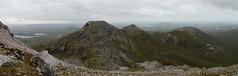 The Glencoaghan horseshoe: climbing Benbreen (Binn Bhraoin) (Mumbles Head) Tags: ireland eire connemara mayo glencoaghan gleannchochan mountains horseshoe thetwelvebens twelvepins