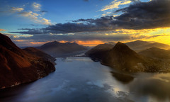 Wonderful light... (Alex Switzerland) Tags: lugano luganese ticino svizzera switzerlan schweiz landscape paesaggio canon eos 6d light luce ceresio bre