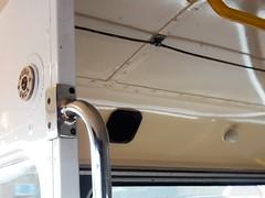 Bits of Buses... 583 CLT (deltrems) Tags: blackpool lancashire fylde coast rm routemaster bus catch22 public service vehicle london transport bell cord handle grab speaker