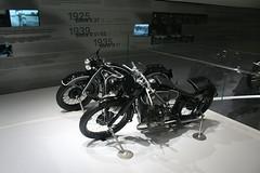 BMW Motorrad-Rennsport Bikes - BMW Museum
