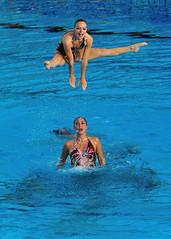 Open Barcelona 2011 (Jaume CP BCN) Tags: barcelona swimming nikon synchronizedswimming picornell sincro nikkor180f28 d700 natacinsincronizada mygearandme nikkor180f28d jaumecasta rememberthatmomentlevel1 rememberthatmomentlevel2
