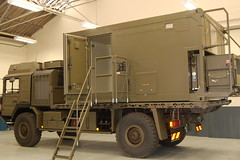 MLS has provided the command centre shelter for the UK's Land Environment Air Picture Provision system