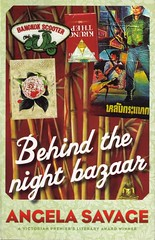 Behind the Night Bazaar cover