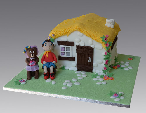Noddy with Friend Cake