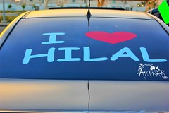 I LOVE HILAL (Anwar Al-Anazi) Tags: city king all saudi arabia 2007 drift ksa  jubail anwar      2011                    commants